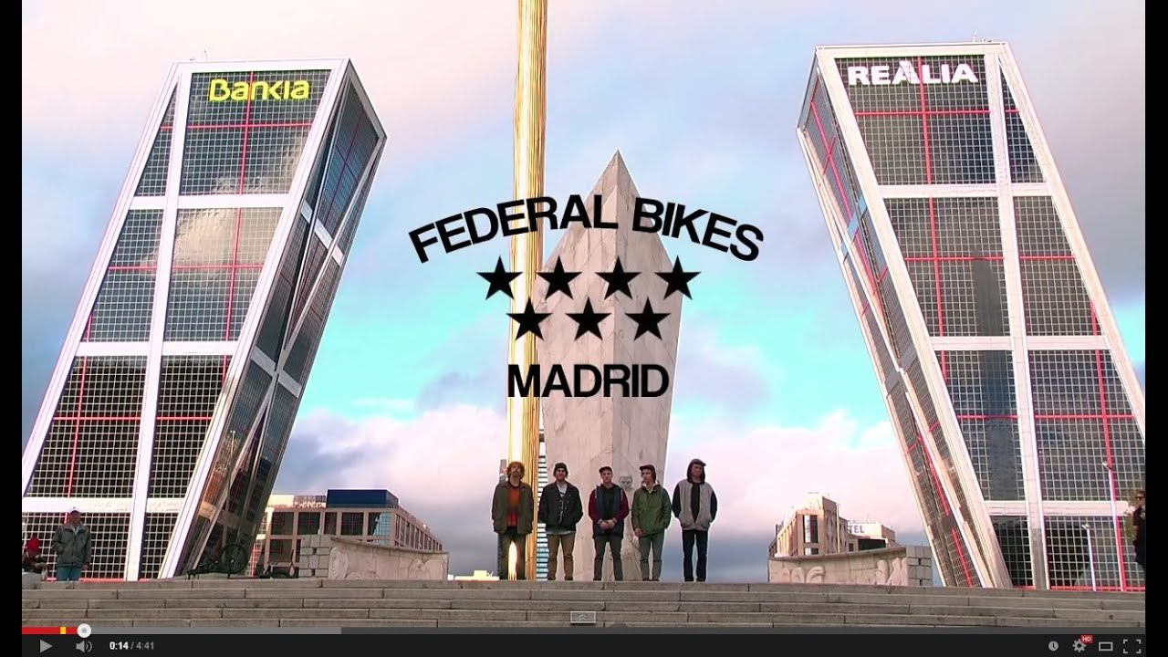 Bikes Youtube Federal BMX Madrid Duration