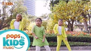 Khúc Giao Thừa - Bé Bảo Lan | Nhạc Tết Thiếu Nhi