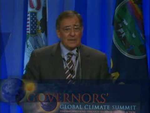 Global Climate Summit: Leon Panetta