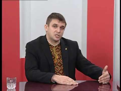 """""""Актуальне інтерв'ю"""": Олег Тягнибок та Михайло Королик"""