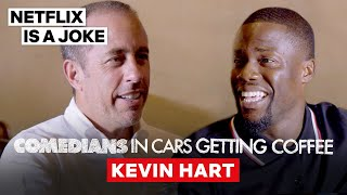 Eddie Murphy Inspired Kevin Hart To Pursue Stand-Up | Netflix Is A Joke