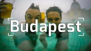 BUDAPEST BATHS!!!