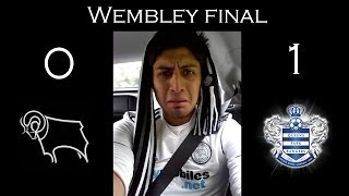 Road to Wembley | Derby County 0 - QPR 1