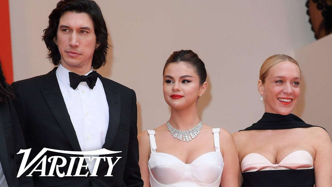 Selena Gomez & Adam Driver - Cannes 2019 - 'The Dead Don't Die' Red Carpet
