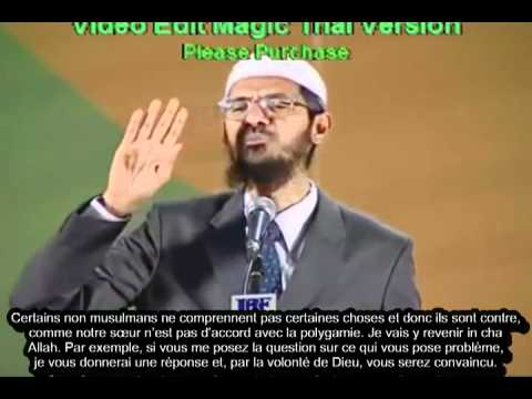ISLAM:une femme non-musulmane pose la question.