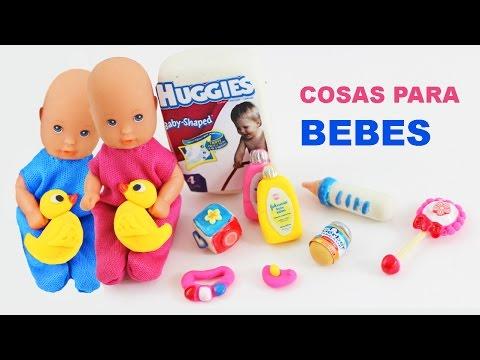 C�mo hacer articulos de bebes para tus mu�ecas