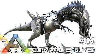 ARK: SURVIVAL EVOLVED - XENON THE SLEEPY MONSTER !!! E06 (MODDED ARK MYSTIC ACADEMY)