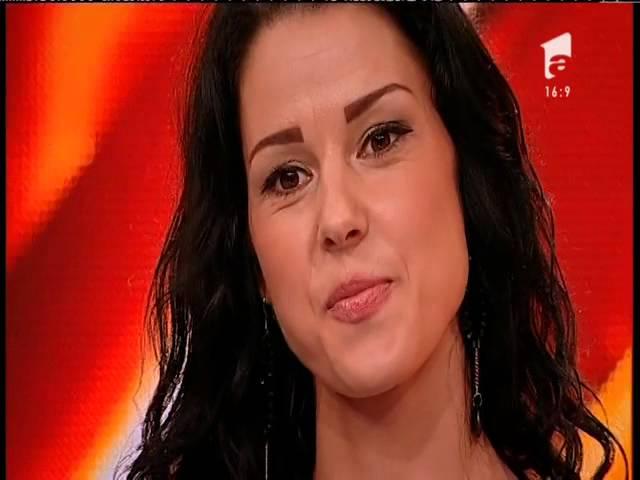 Jurizare: Lidia Sudor a vrut să fie precum Conchita, dar bagajul vocal a trădat-o