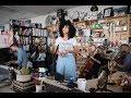 Violents & Monica Martin: NPR Music Tiny Desk Concert -