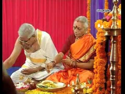 Saraswathi Pooja (telugu) - Saraswati Vratham video
