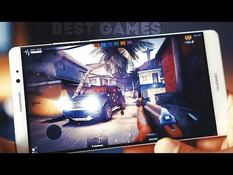 Top 25 Best Android Games 2016