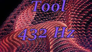 Tool - Descending 432Hz / New Version(2018) in 432Hz