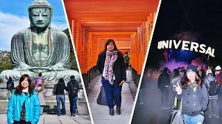 [vlog-22] Tokyo, Osaka & Kyoto 2014-2015 (東京•大阪•京都)