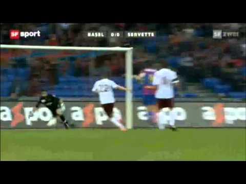 Xherdan Shaqiri - Welcome to Bayern (Goals 11/12) [HD]
