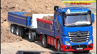 RC MODELS, TRUCKS, CONSTRUCTION SITE ACTION Kaiserslautern p3