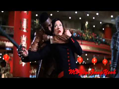 Rush Hour 2: Ziyi Zhang vs. Chris Tucker (Crazy & Bad Girl)