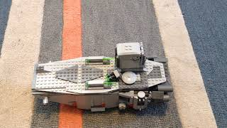 Star Wars Lego First Order Transport Review