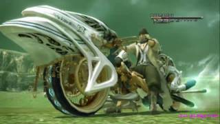 Final Fantasy XIII - Summoning All Esper + Gestalt Mode