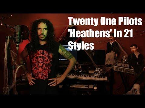 Twenty One Pilots - Heathens | Ten Second Songs 21 Style Cover