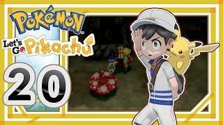 DER FINSTERE FELSTUNNEL #20 Pokémon Let's Go Pikachu