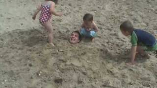 Harry and Charlie and Holly - The Sand Monster