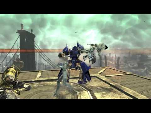 Anarchy Reigns - TGS 2011 Trailer