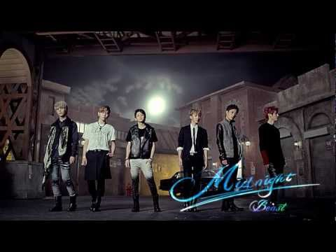 BEAST - 'Midnight --' (Official Music Video)