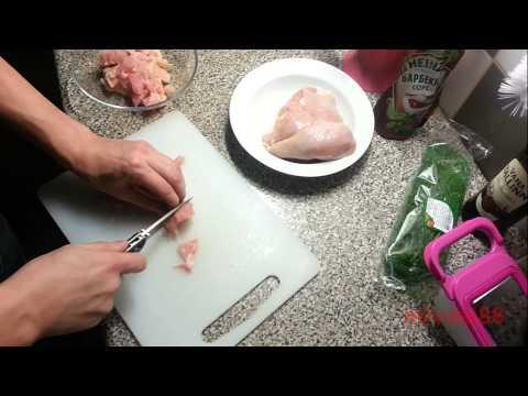 """Рецепт приготовления куриной грудки """"По быстрому"""""""