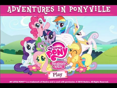 Let's Play: My Little Pony Friendship is Magic: Adventures in Ponyville