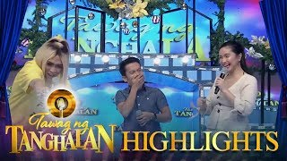 Tawag ng Tanghalan: Mariel shares how she gave birth to Isabella