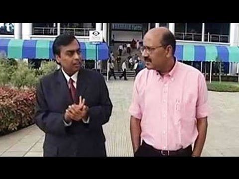 Walk The Talk: Mukesh Ambani (Aired: August 2003)