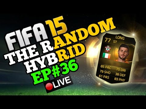 IF SHANE LONG!! The Random Hybrid - Episode 36! iRAGE Yet Again