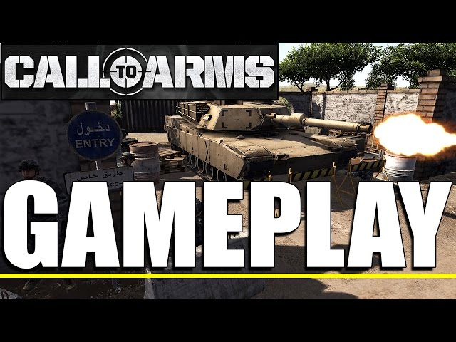 Руководство запуска: Call To Arms Deluxe Edition по сети