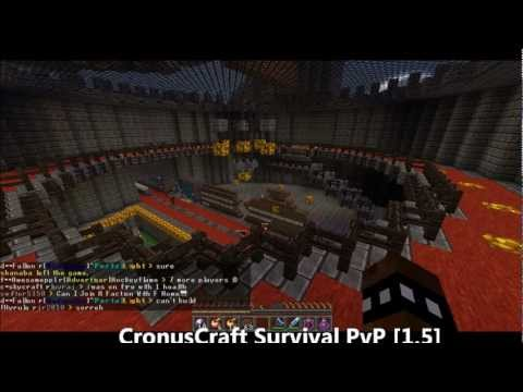 Cracked 1.5 Minecraft Server [Skyblock][Walls][Hungergames][Factions][McMMO][PvP
