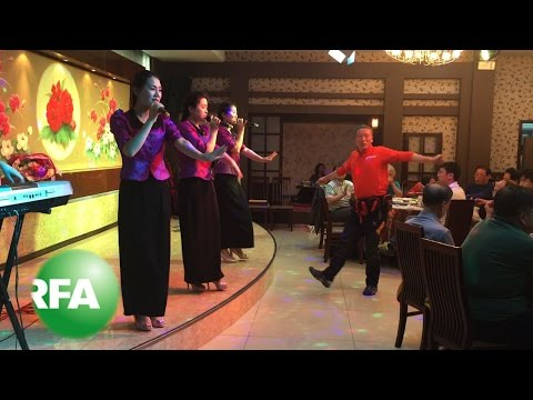 Pyongyang Style: North Korea Girl Bands Rock China's Border