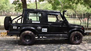 My Gypsy's Audio Upgrade Explained | Modified Maruti Gypsy | My Gypsy's Music System Review