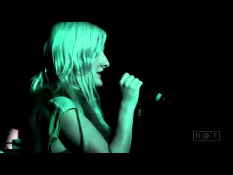 Zola Jesus, Live In Concert: NPR Music At CMJ 2011