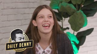 Download Lagu AGT's Courtney Hadwin On Her Musical Idols | #DailyDennyLive Gratis STAFABAND