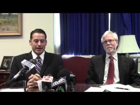 Democratic Leaders Scott Pelath & Tim Lanane - Post Session Wrap-up