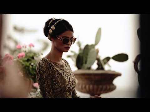 LA SCÈNE: DOLCE & GABBANA SPRING 2014 AD CAMPAIGN
