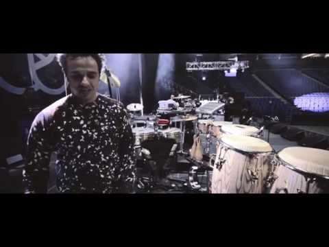 BASEMENT JAXX - Oli Savill Percussion Walkthrough [LP + Sabian]