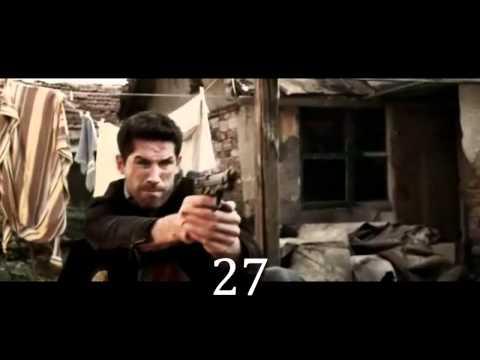 El Gringo (2012) Scott Adkins KillCount(REDUX LINK BELOW)