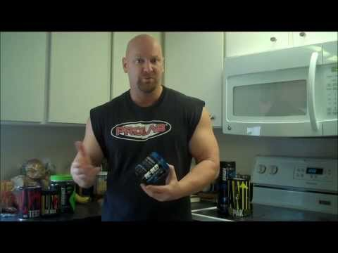 Jason's RE-BLD Post Workout Review   EVL - Evlution Nutrition