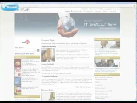 IT Security KnowledgeCenter™ Tour.flv