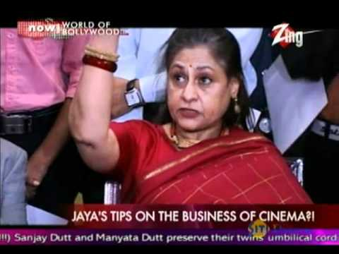Jaya Bachchan is really angry