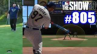 WHAT I DID ON HALLOWEEN! | MLB The Show 19 | Road to the Show #805