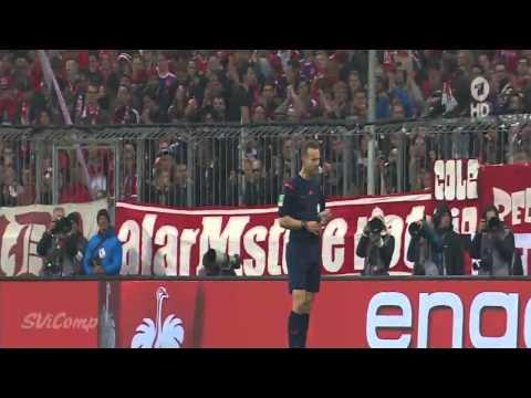 Bayern Munich vs Borussia Dortmund Penalty Kicks 0 2 -28 4 2015 DFB PokalHD