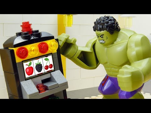 Lego Hulk Casino Game Fail
