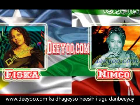 Farxiya Fiska iyo Nimco Yasin Shan wada dhashay Hees Cusub Somalia vs Somaliland, Deeyoo