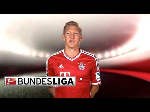 Bastian Schweinsteiger - Top 5 Goals